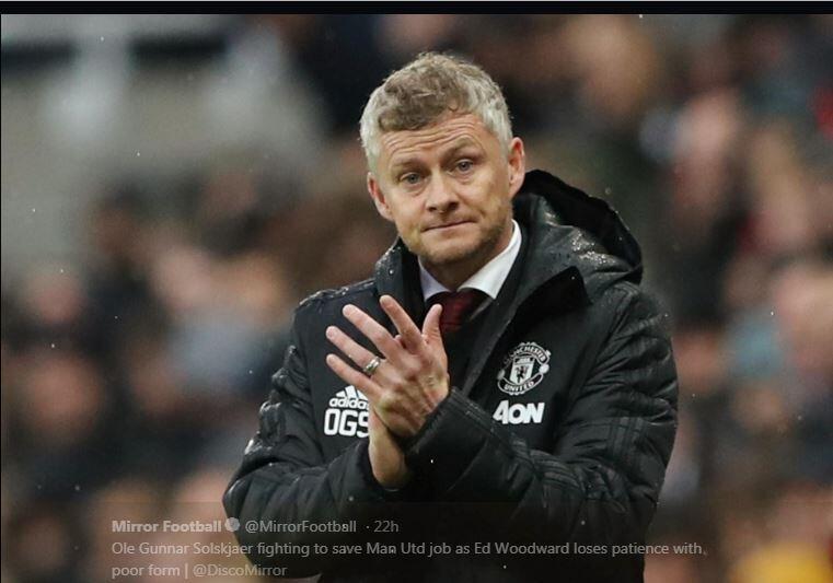 Allegri atau Pochettino, Mana Paling Cocok Latih Man United kalau Solskjaer Dipecat?