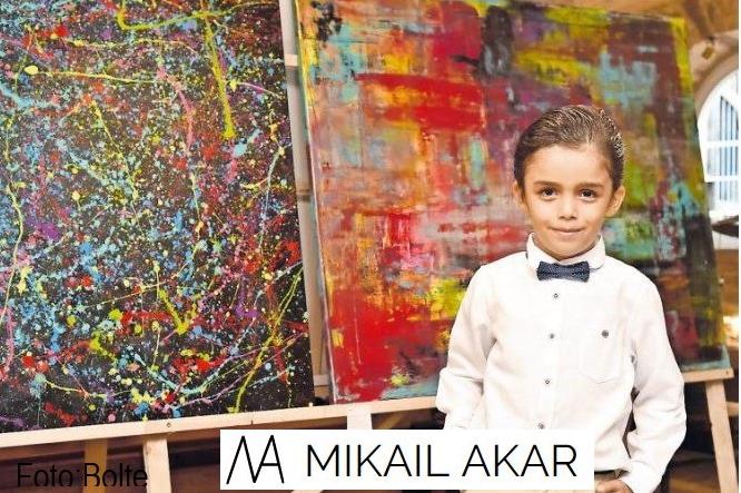 Sosok Anak Yang Jenius Dalam Melukis Hingga Dijuluki Picasso