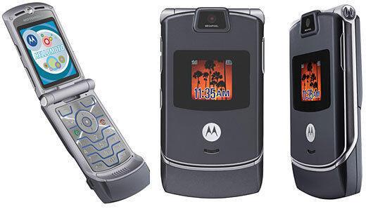 Nostalgia dengan Handphone Jadul