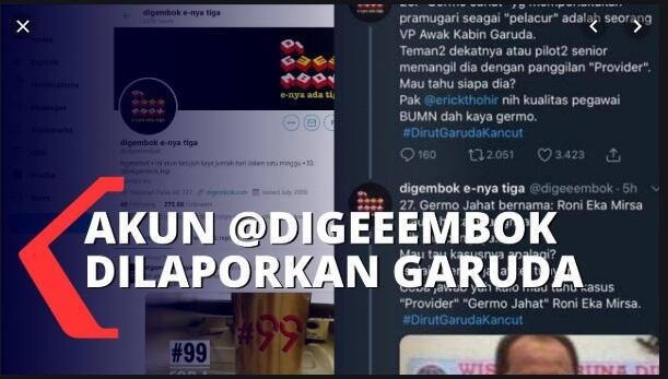 Polisi Panggil Pramugari Garuda Siwi Widi Senin Depan