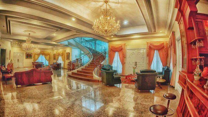 Rumah Seribu Sinetron Bakal Dijual 27 Miliar, Cicilan 279 Juta Perbulan, Minat?
