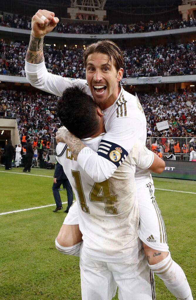 Sergio Ramos Momok untuk Atletico Madrid