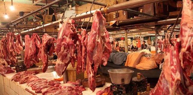 Hati-Hati Membeli Daging Di Pasar, Salah Pilih Bisa Dapet Daging Bangkai