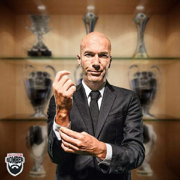 10 Trofi Persembahan Zinedine Zidane Sebagai Pelatih Real Madrid