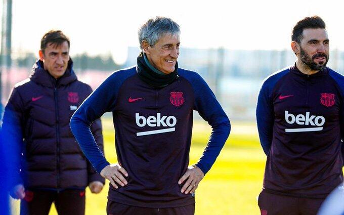 Tidak Salah, Barcelona Tunjuk Quique Setien sebagai Pengganti Ernesto Valverde!