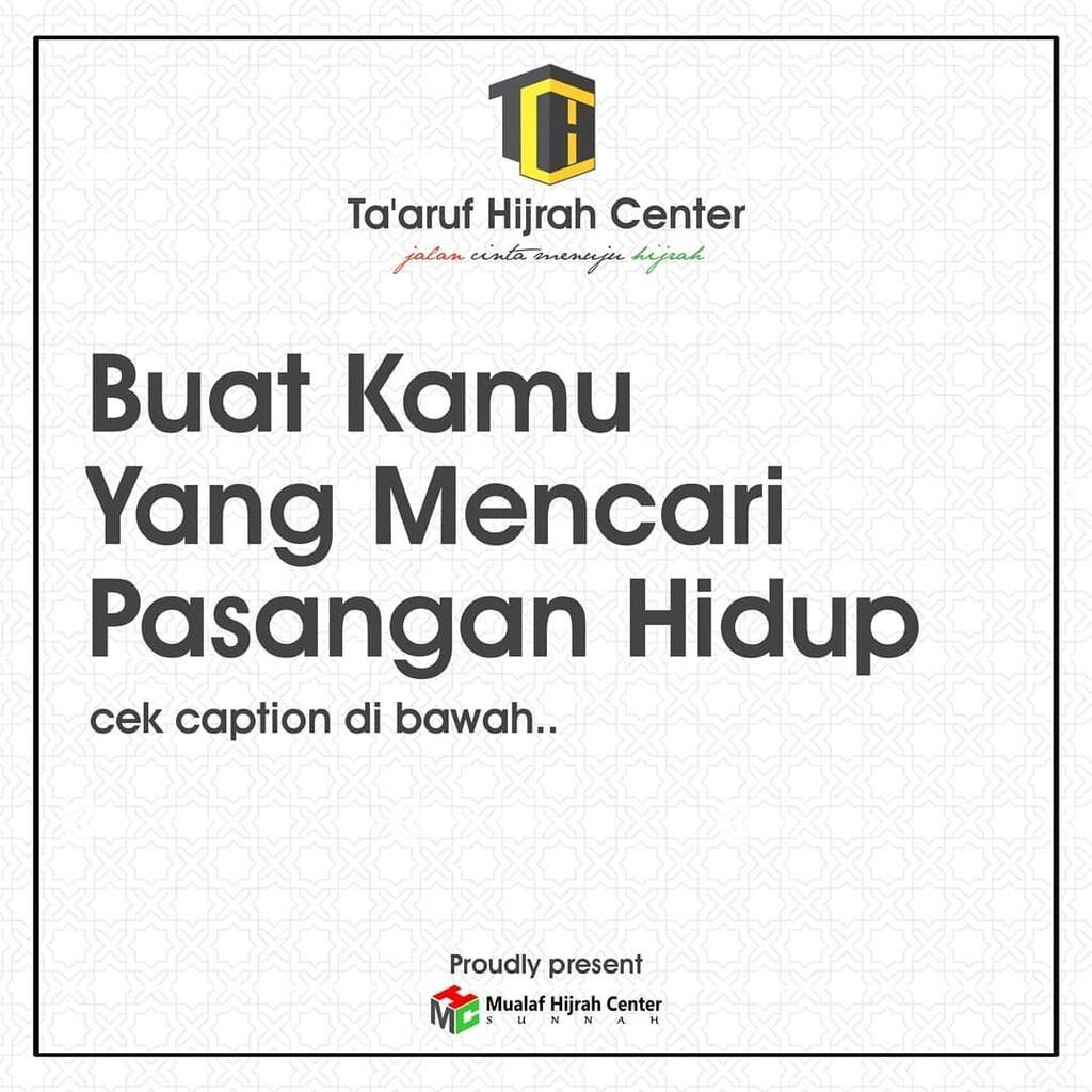 Ta'aruf Hijrah Center