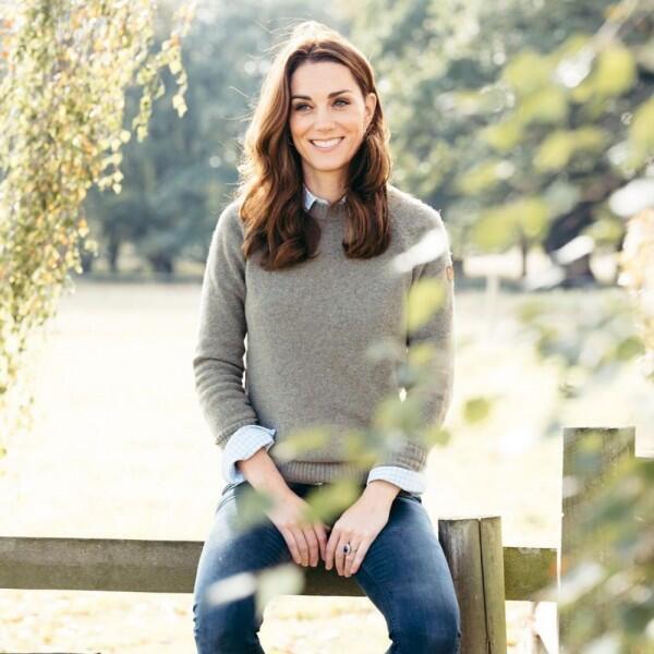 Ultah ke-38, 10 Pesona Kate Middleton dengan Senyum Merekah Awet Muda