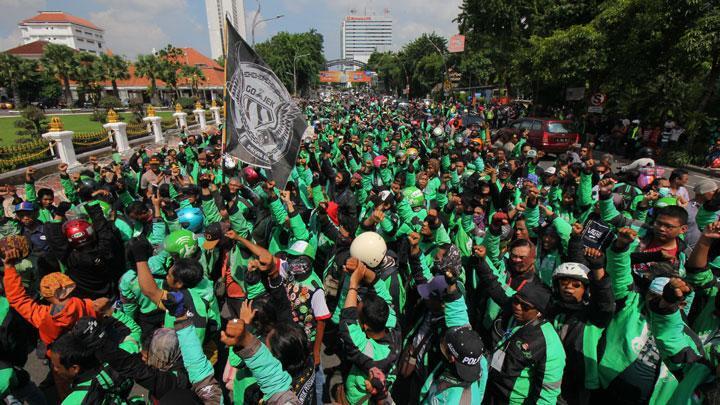 Besok, 5.000 Pengemudi Ojek Online Demo di Jakarta Tuntut 3 Hal