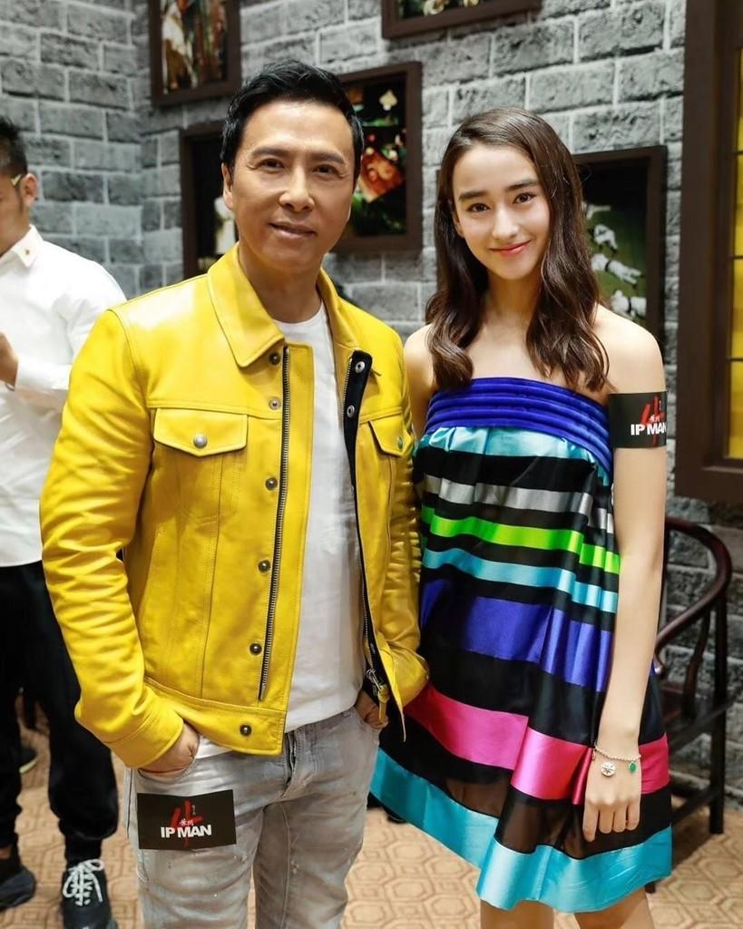 7 Fakta Menarik Vanda Margraf Pemeran Yonah Wan di Ip Man 4 The Finale