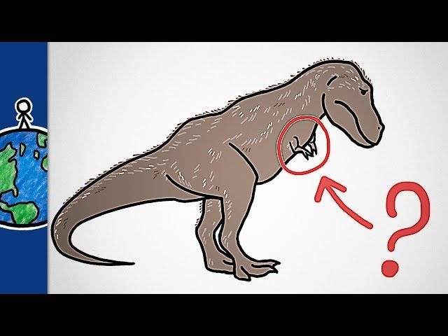 Mengapa Tangan T-rex Pendek?