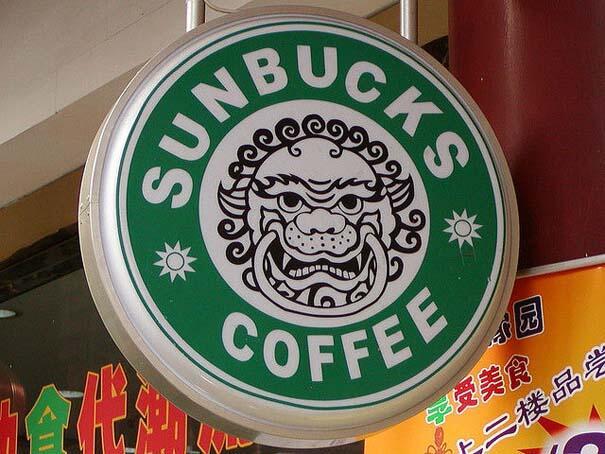 20 Brand Tiruan China Paling Absurd dan Maksa, Dijamin Bikin Ngakak Guling-guling