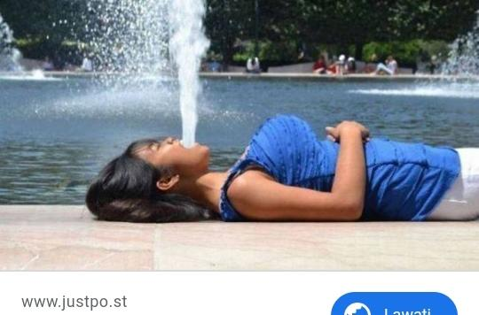 10 Foto Keren yang Disangka Editan
