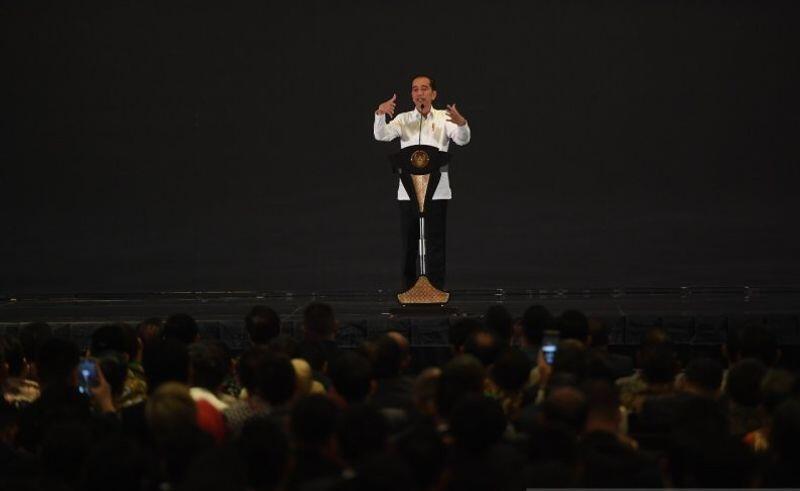 Jokowi Sebut Sandiaga Kandidat Presiden 2024