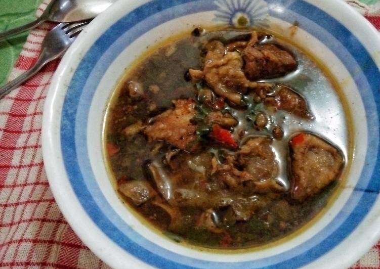 Kluban Botok Pindang Tetel, Kuliner Pekalongan yang Wajib di Coba, Rasane Wow Banget!