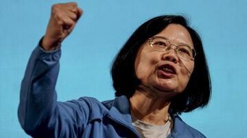 Presiden Tsai Ing-wen ke China: Taiwan Sudah Merdeka
