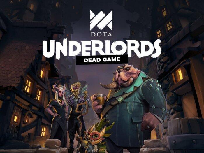 Jumlah Pemain Kurang 85%, Pertanda DOTA Underlords Mau Jadi Dead Game?