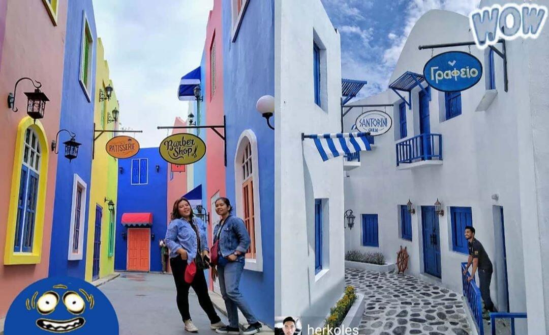 Langlang Buana! Destinasi Wisata Terbaru yang Membuat GanSist Terasa Sedang di Eropa!