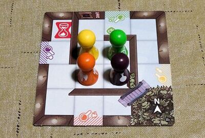 Mencuri Pusaka Legendaris - Main Magic Maze