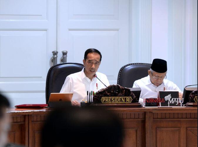 Rapat Terbatas Presiden untuk Bahas Piala Dunia U-20, Apa Saja Arahan Jokowi?