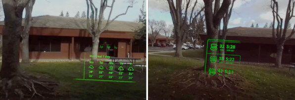 Display/Tampilan Masa Depan Mungkin Ada di Lensa Kontak Anda