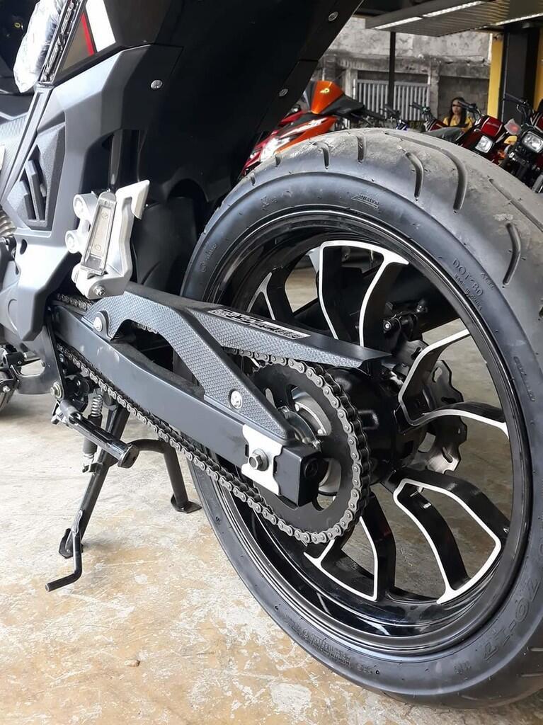 Ulah Pabrikan China, Dua Desain MX King Dan Supra GTR150 Dikloning Jadi Satu Motor