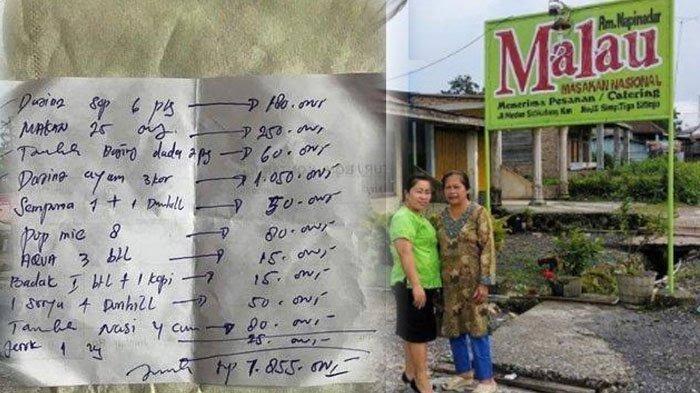 Viral Tagihan Rumah Makan, Hanya 2 Ekor Ayam Harganya Rp 800.000, Ini Penjelasannya