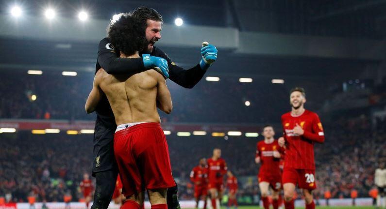 Setuju Gak Setuju, Ini Rapor Pemain Liverpool Ketika Melawan Man. United