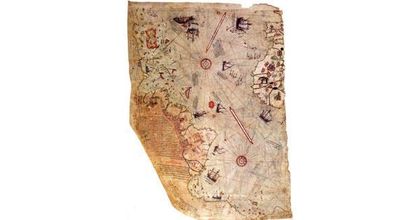 Kenali Laksamana Piri dari Turki, Si Pembuat Peta Dunia Pertama Paling Lengkap