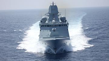 Inikah Kapal Perang Denmark yang Mau Dibeli Luhut-Prabowo?