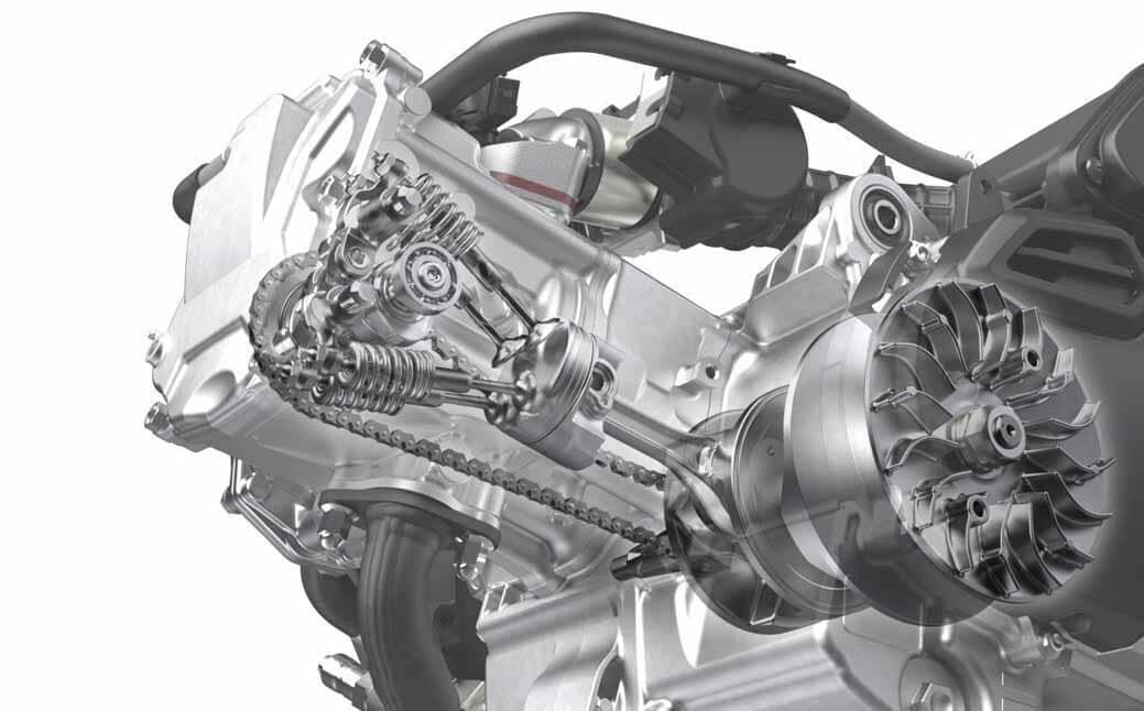 Sinyal Honda PCX Bakal Facelift, Dipastikan Mesin 4 Klep, VTEC?