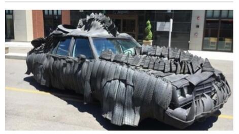10 Mobil Nyentrik Diluar Dugaan Netizen