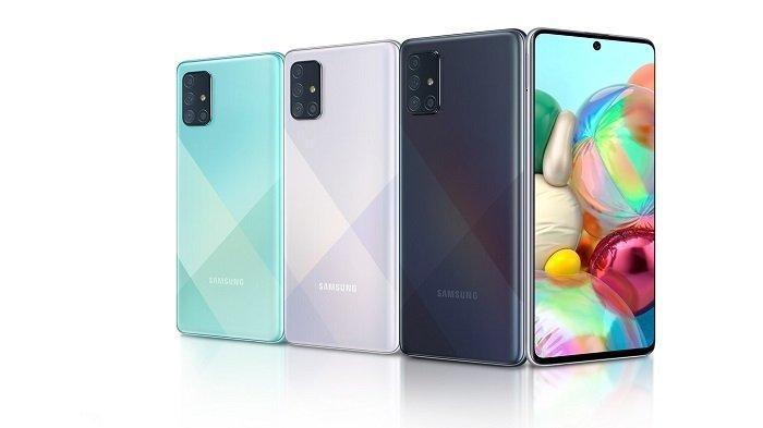 Intip Spesifikasi Keren Samsung Galaxy A71