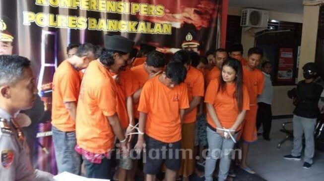 Jual Sabu ke Santri, Ustaz AM: Tidak Ada Dalil Alquran yang Haramkan Sabu