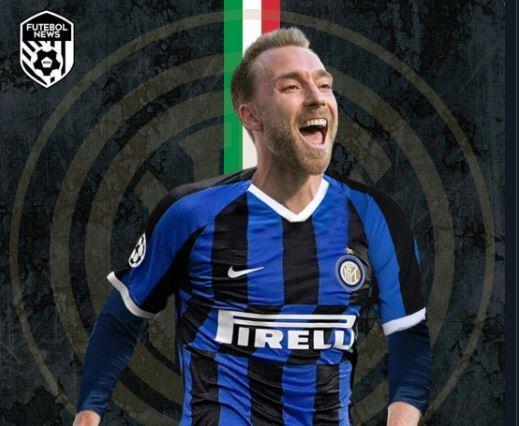 Susul Ashley Young dan Victor Moses, Christian Eriksen Siap Tes Medis untuk Inter
