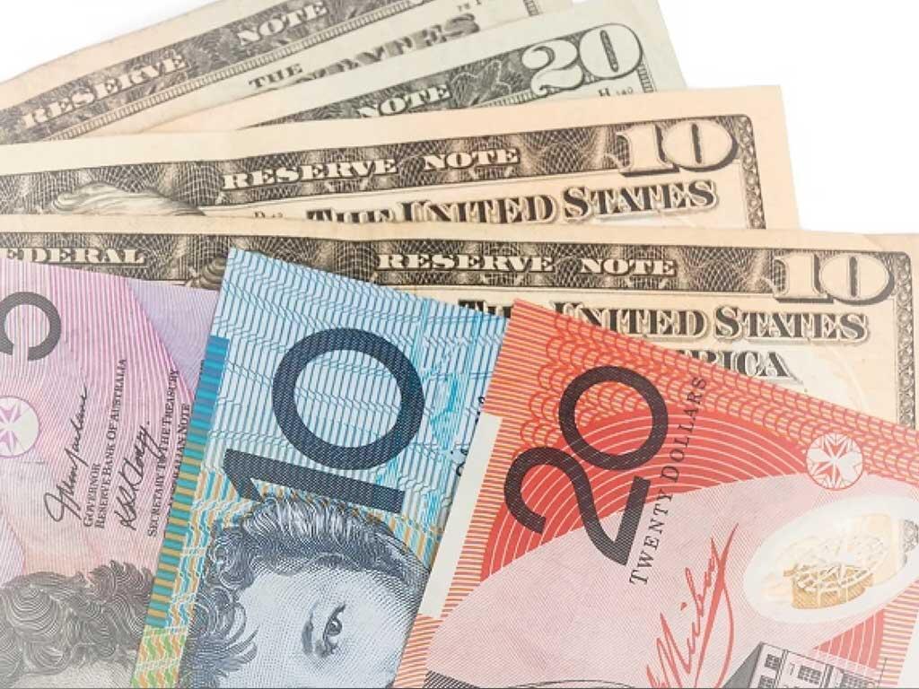 DATA EMPLOYMENT CHANGE AUSTRALIA MEMBAIK NILAI AUD/USD MELONJAK