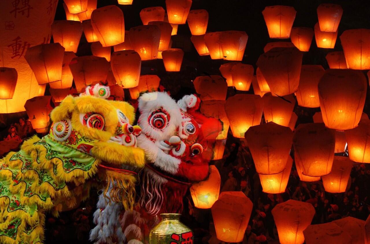 9 Hal Menarik Yang Bisa Agan Temukan Saat Perayaan Imlek