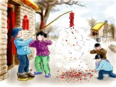 Nian Cerita Rakyat tentang Tahun Lunar