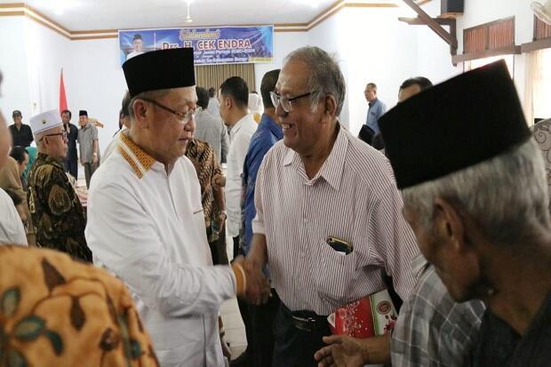 Ingin Infrastruktur Jambi Maju, Warga Bungo Dorong Cek Endra Jadi Gubernur
