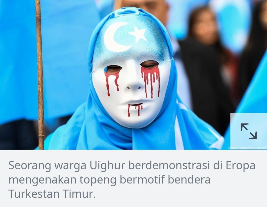 Setelah Turki, kini Saudi Deportasi Warga Uighur ke Cina