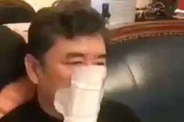 Tak Ada Masker Layak Pakai, Orang China Pakai Pembalut Wanita Untuk Hindari Corona