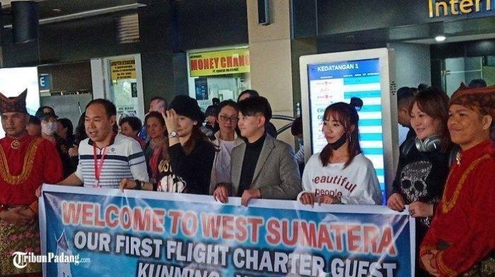 Ada Penolakan dari Warga, Wagub Sumbar Minta Kepulangan Turis China Dipercepat