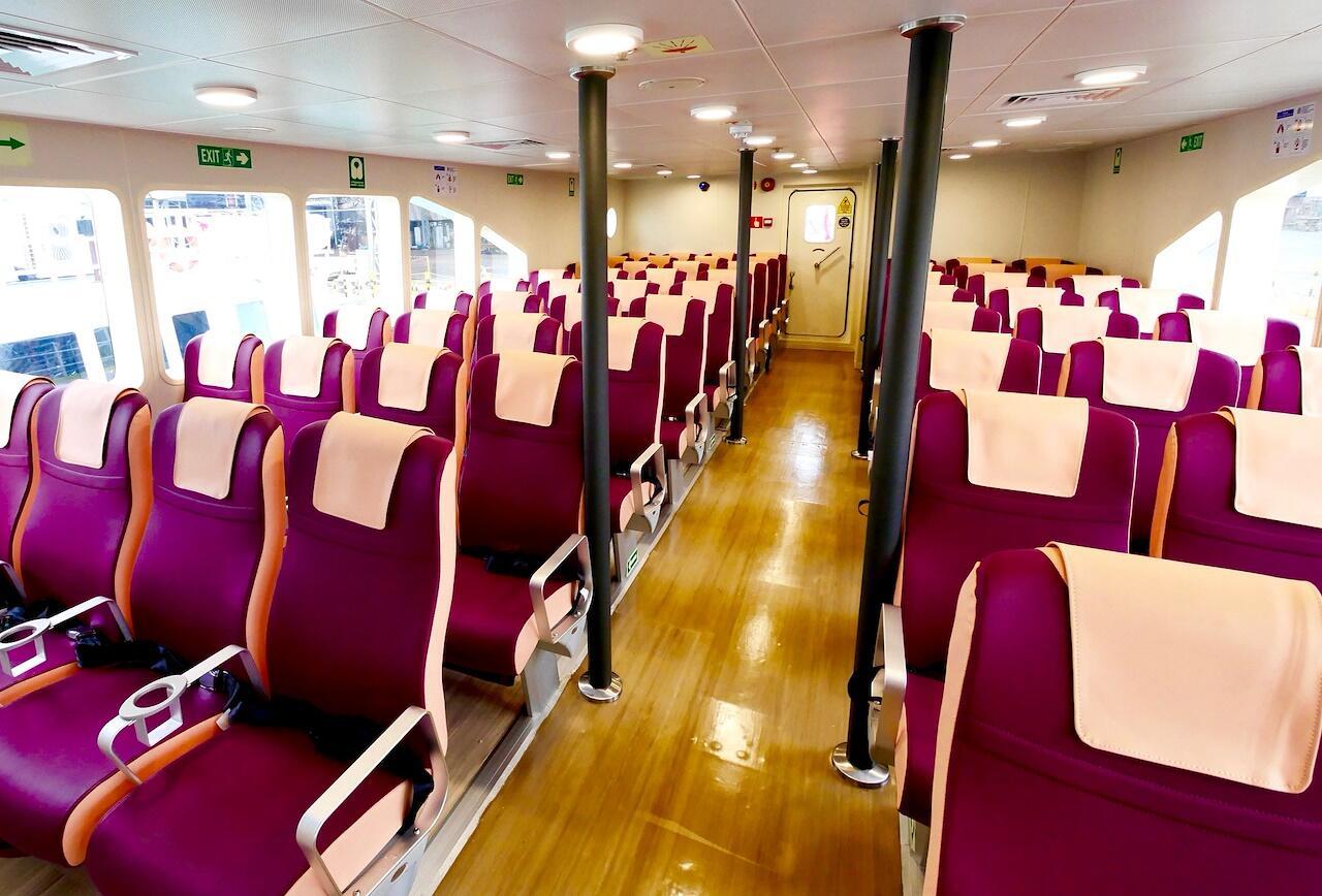 Sindo Ferry Tickets to Batam Centre