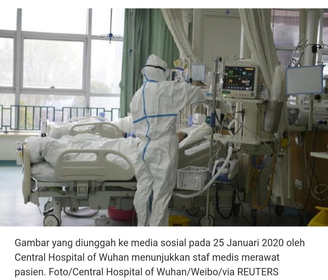 Ganasnya Virus Corona, Dokter Yang Menangani Pun Tewas