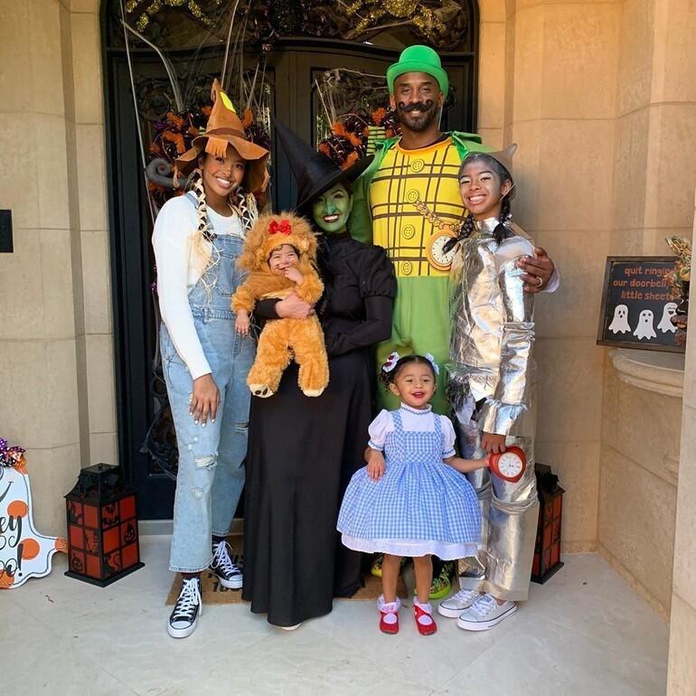 Kobe Bryant, Sosok Family Man Dambaan Setiap Keluarga!