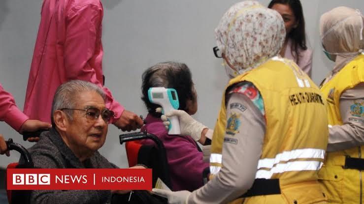 Heboh Video Orang Diduga Terjangkit Virus Corona, Kejang-kejang Mengerikan! Waspada