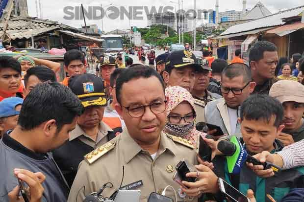 Ibu Kota Pindah ke Kalimantan, Anies: Jakarta Jadi Kota Bisnis dan Wisata