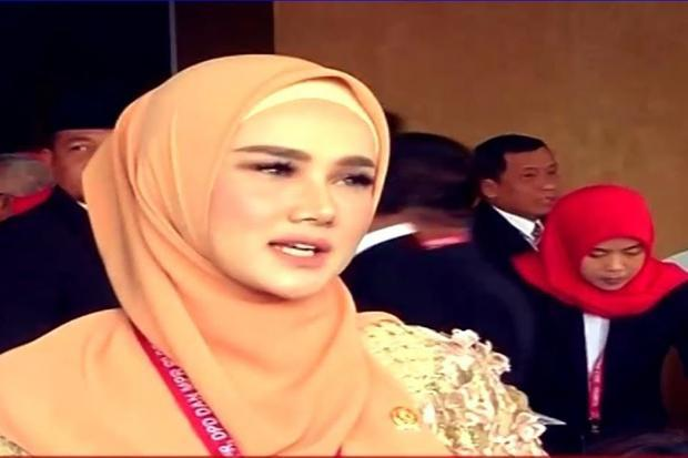 Mulan Jameela Masuk Top 10 News Maker