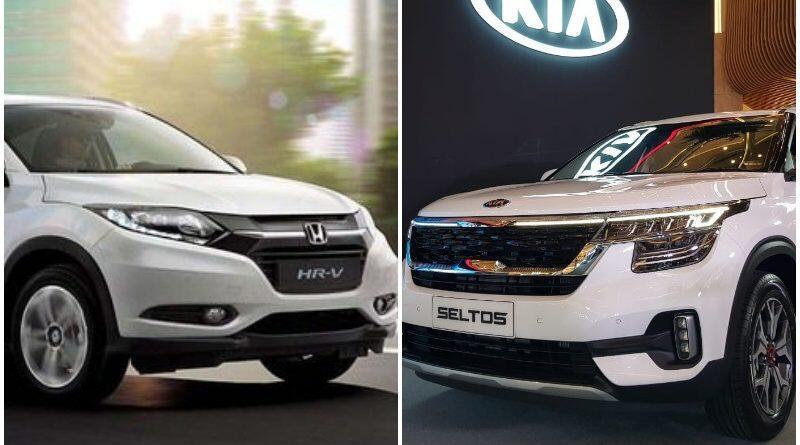 Berada di Kelas Yang Sama, KIA Seltos Lebih Baik Daripada Honda HR-V?