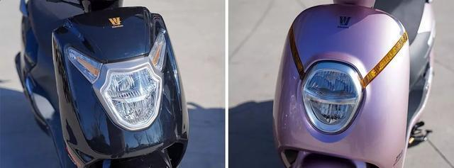 Unik, Pabrikan China Produksi Motor Sepasang Bernama M-Boy Dan M-Girl