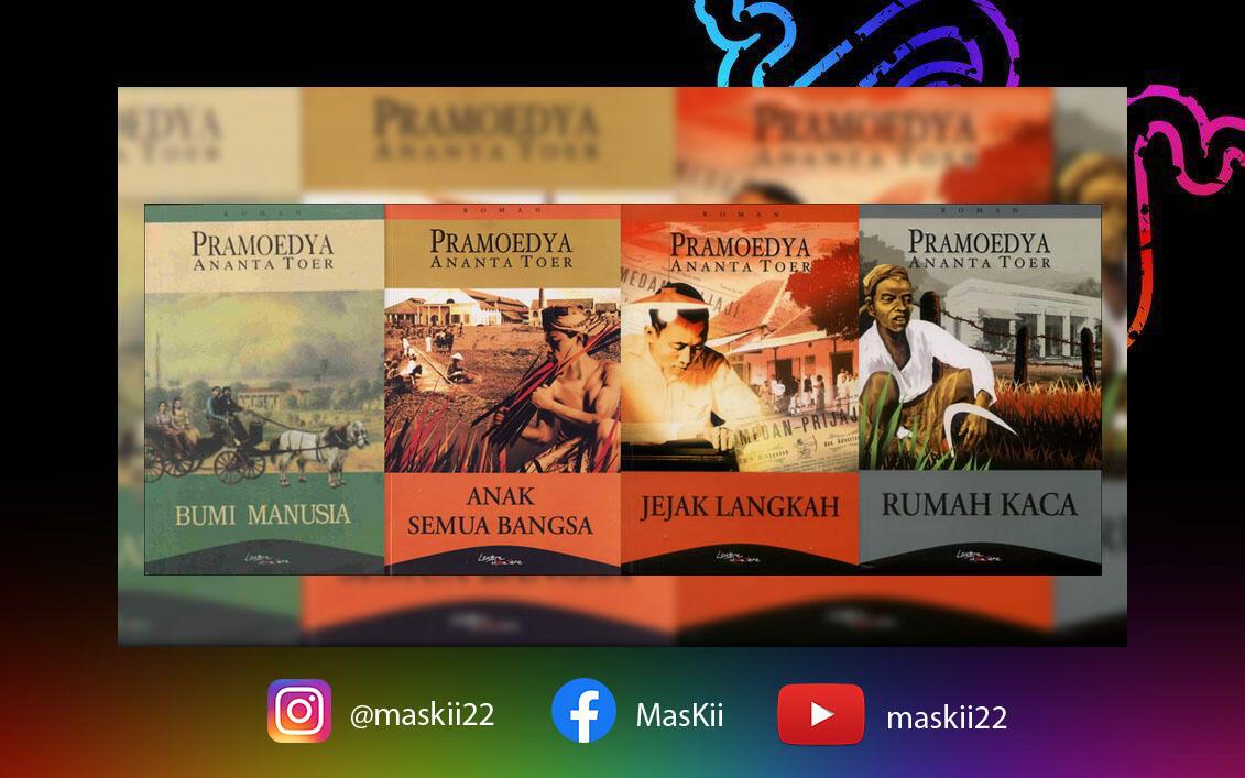 Buku ini Pernah Dilarang Beredar di Indonesia